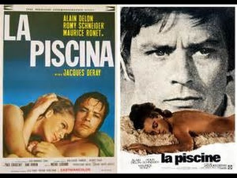 La piscine the swimming pool alain delon romy schneider for La piscine movie