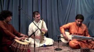 Tihai: North Indian (Hindustani) classical trio