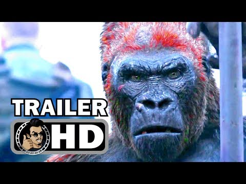 Thumbnail: WAR FOR THE PLANET OF THE APES Final Trailer (2017) Andy Serkis Sci-Fi Movie HD