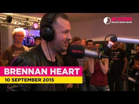 Brennan Heart over drank, zijn rider en jetlags | Bij Igmar