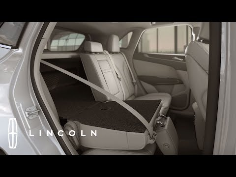 Understanding 2nd-Row Fold and Recline | How-To | Lincoln