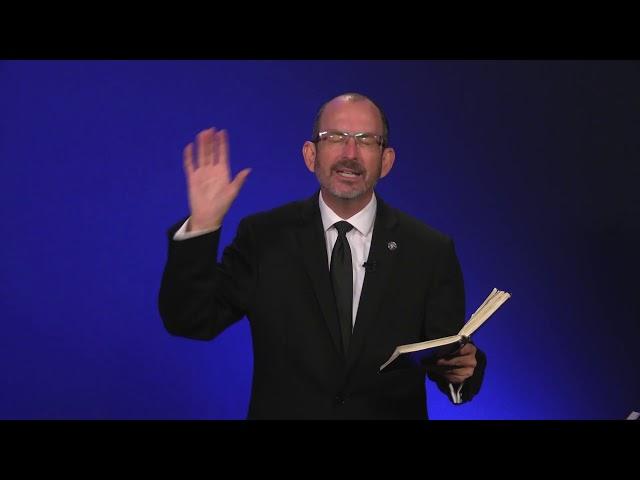Colosenses capítulo 2 - parte 2 - Dr. Baruch Korman
