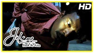 Saattai Tamil movie scenes | Samuthirakani attacked and in serious condition | Yuvan | Mahima