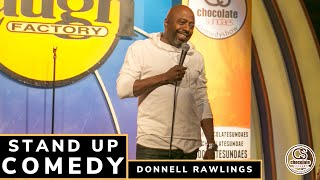 Black People Need to Know Who Made the Potato Salad - Donnell Rawlings