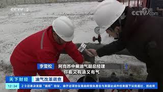 [天下财经]油气改革调查 民企公开竞得探矿权 首获重大发现  CCTV财经