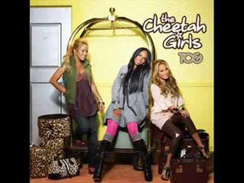 Cheetah Girls--Cheetah Love [With Lyrics]