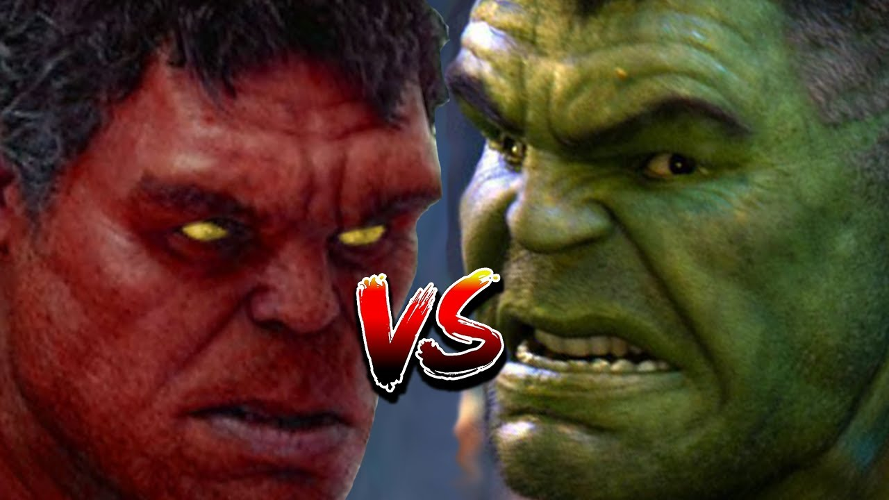 Download How Hulk Will Be Going Up Against Red Hulk In Future Avengers Movies