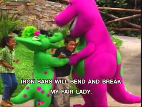 Barney - London Bridge Song