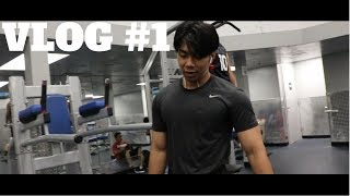 [VLOG #1] The calm before the storm and gym stuff