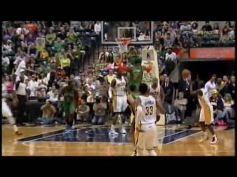 Indiana Pacers 2011-2012 Highlights