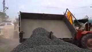 3 Way Dump Trailer by Jay Gurudev Industries, Rajkot