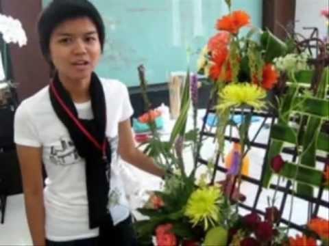 โรงเรียนสอนจัดดอกไม้สดสากล (UFAS )