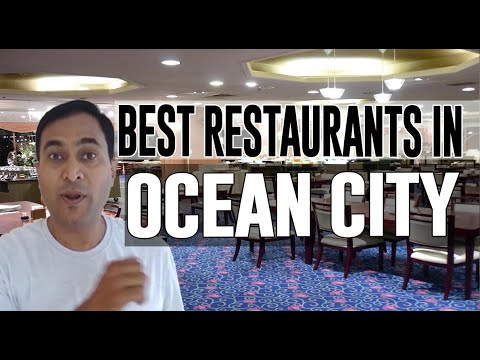 Best Restaurants And Places To Eat In Ocean City, New Jersey NJ