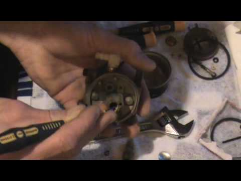 Tecumseh 5hp Carb rebuild Pt 1