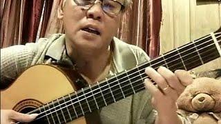Đường Xa Ướt Mưa (Đức Huy)(SLOW ROCK) - Guitar Cover by Bao Hoang
