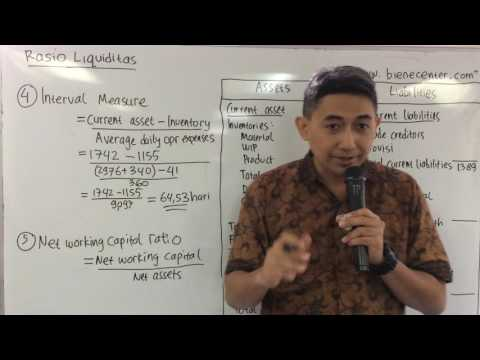 Analisis Kinerja Perusahaan 2 Rasio likuiditas 2 (Liquidity Ratio)