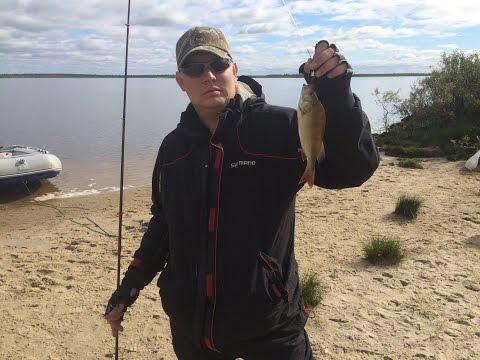 лимбяяха рыбалка