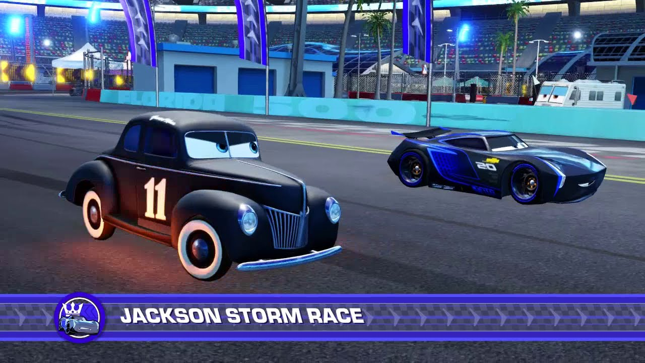 Cars 3 Driven To Win Ps4 Playing As Junior Moon Subscriber Requests