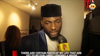 GBENRO AJIBADE EXPLORES HIS MARTIAL ARTS SKILLS Nigerian Entertainment News