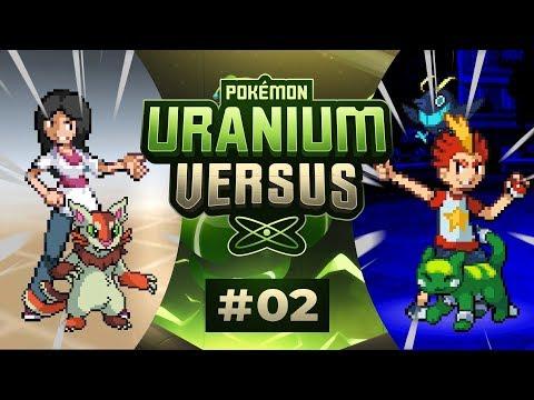 Pokemon Uranium Versus - EP02   THE MAJESTIC FELENG!