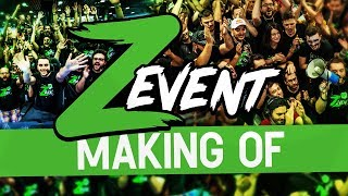 Making-of ZEVENT 2019, les coulisses