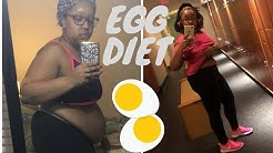 3 DAY EGG FASTI DIET!   LOST 19 POUNDS + IN DEEP KETOSIS NOW
