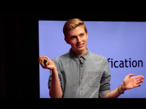 Not All Gays Gossip | Peter Hill | TEDxLakeForestHighSchool