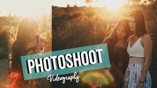 PHOTOSHOOT video - Cameron + Kay Lee