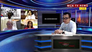 ∎ MCN   Live   Debate Night Show [25 July 2020]