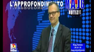 Reddito di cittadinanza-quota 100-finanziamenti alle scuole. Intervista all'on. Nunzio Angiola