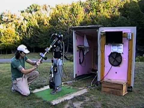 miniature observatory video astronomy