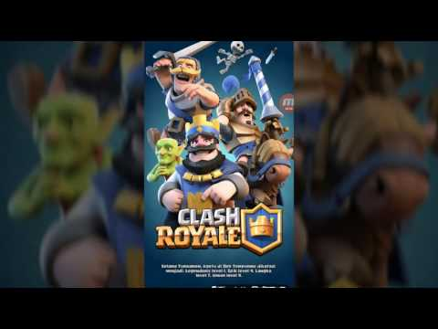 NEW update Clash royale 01 /12/2016