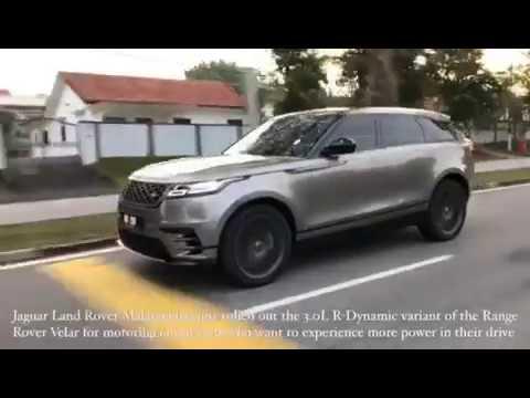 Range Rover Velar 3.0L Quick Review