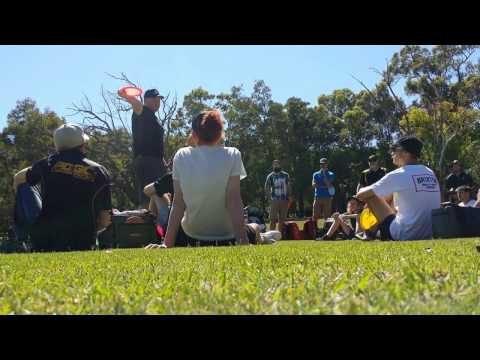 Avery Jenkins & Eagle Mcmahon disc golf driving clinic