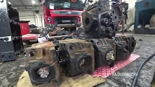 Ремонт ДВС грузовиков - диагностика двигателей грузовых автомобилей Razborgruz.ru