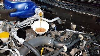 [PL/EN] Renault Kadjar '2015 1.2 TCe (H5F) - Wymiana oleju oraz kasowanie inspekcji serwisowej