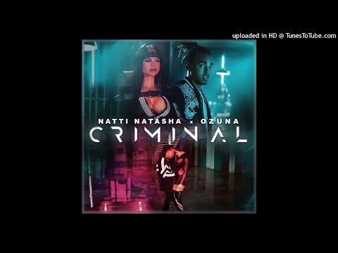 Natti Natasha Ft. Ozuna - Criminal
