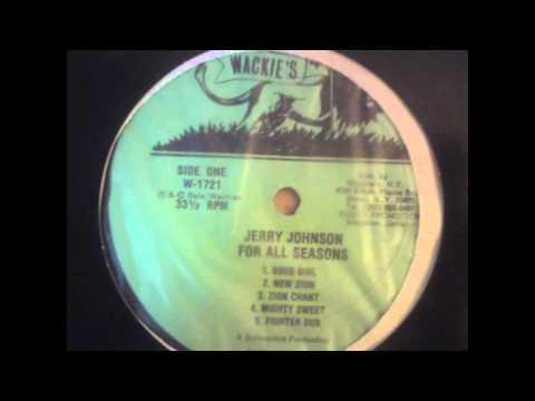 Jerry Johnson - Zion Chant