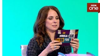 Was Cariad Lloyd sacked from a call centre? - Would I Lie To You: Series 11 BBC One