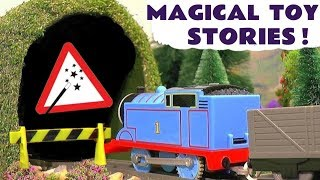 Thomas and Friends Magical Toy Stories with Magic for kids and children TT4U