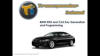 Transponder Island BMW EWS and CAS Key Programming Class