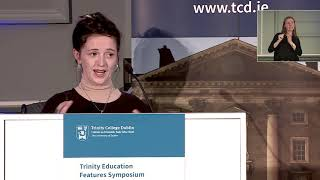 Trinity Education Features Symposium – Capstone Project