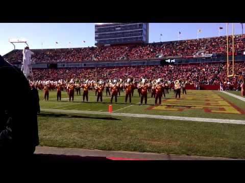 Iowa State Marching Band