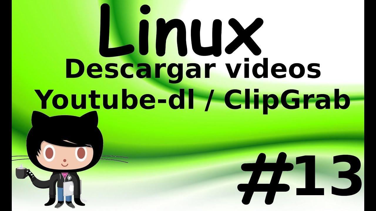 Alternativa libre a atubecatcher YouTube-dl / ClipGrab