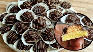 جدييد حلويات 2020📢 بدون زبدة حضري كمية كبيرة من صابلي راقي هشيش بطبقة معلكة لي داقو يحماق عليه