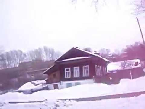 Томск 2007 по улице Нахимова и Московскому тракту 10 лет назад