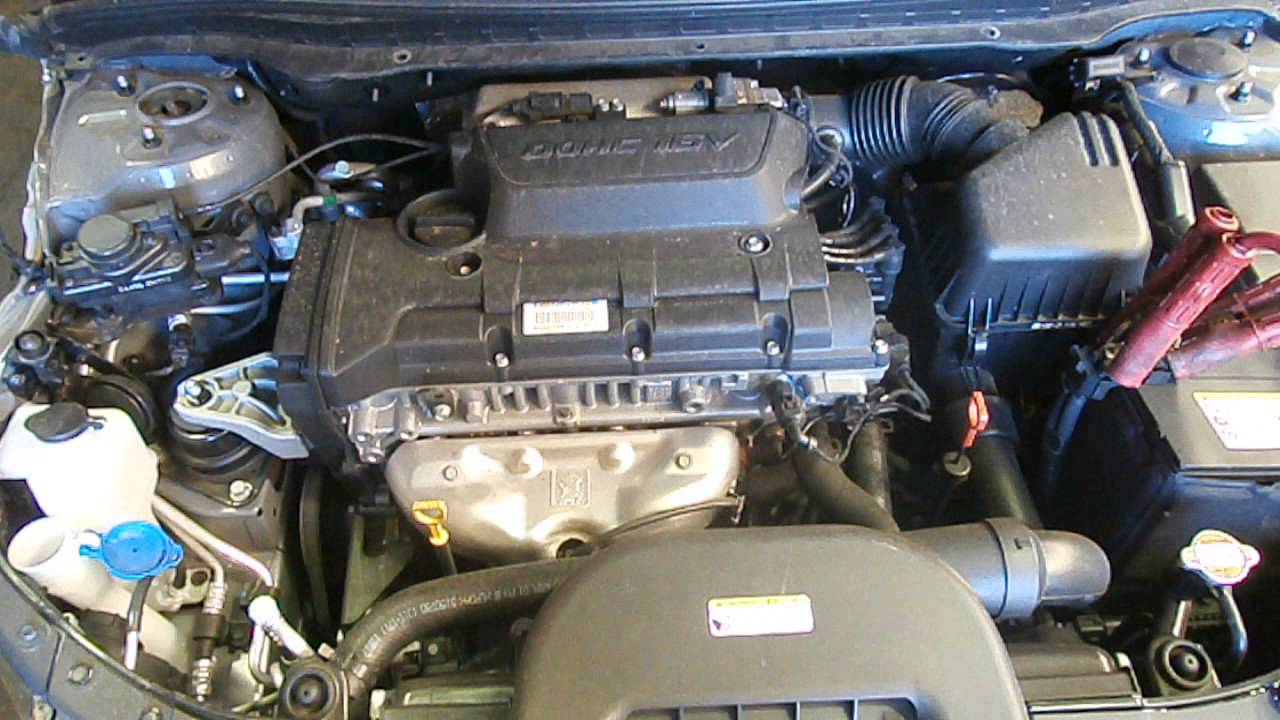 WRECKING 2011 HYUNDAI I30 ENGINE PETROL 20 G4GC FD J13508