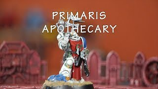 Primaris Apothecary Warhammer 40,000 Space Marines