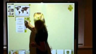 Интерактивная доска PolyVision eno. Создаем урок. Часть 4(Инструкция по созданию уроков на интерактивной доске PolyVision eno. Работаем на интерактивной доске PolyVision eno,..., 2010-10-05T07:59:43.000Z)