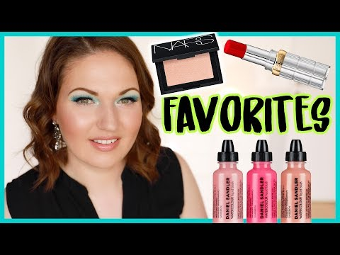 BEAUTY & LIFESTYLE Favorites! Makeup, Books & Podcasts